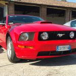Mustang Club of Italy 2015
