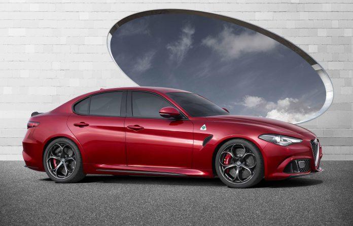 Prezzo Alfa Romeo Giulia Quadrifoglio