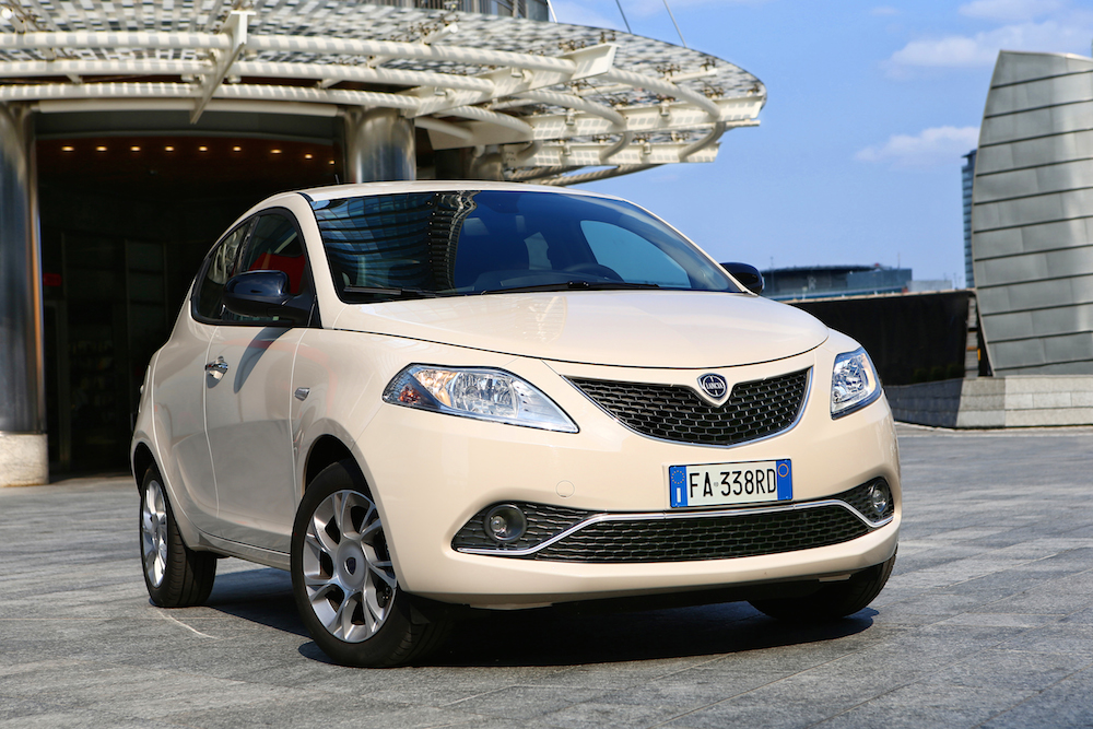 Lancia Ypsilon 2015 Autotoday It