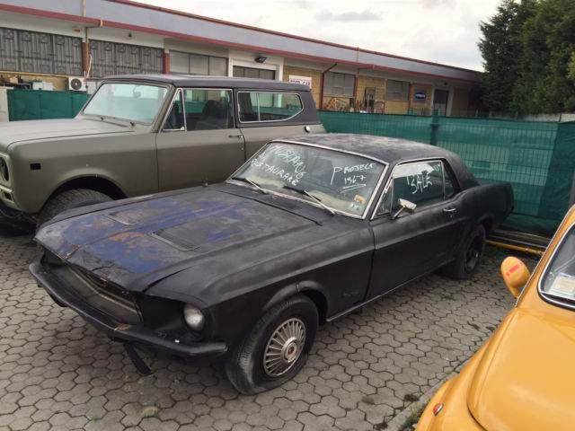 Prezzi Mustang usata