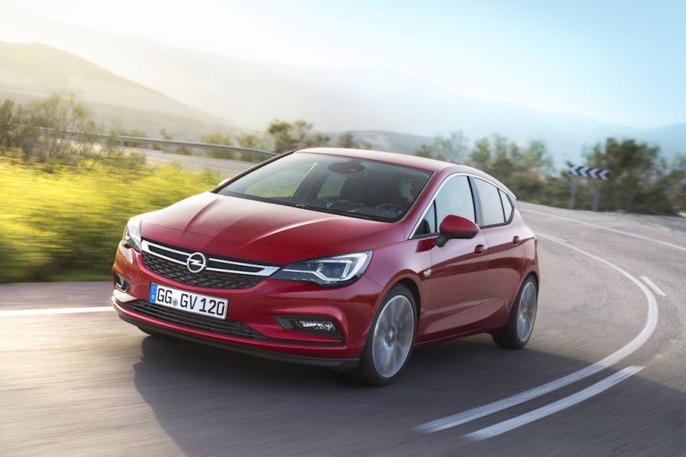Opel Astra: AirWellness e tutte le altre novità