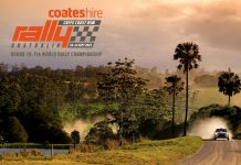 Rally Australia 2015 tv e streaming