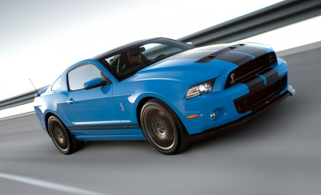 Ford Shelby Mustang GT500 Model Year 2013