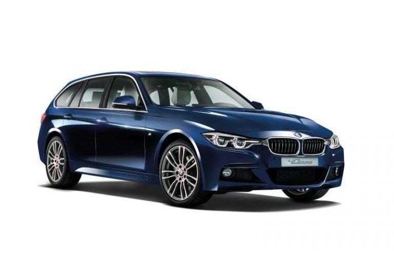 BMW Serie 3 40 anni: prezzi e caratteristiche