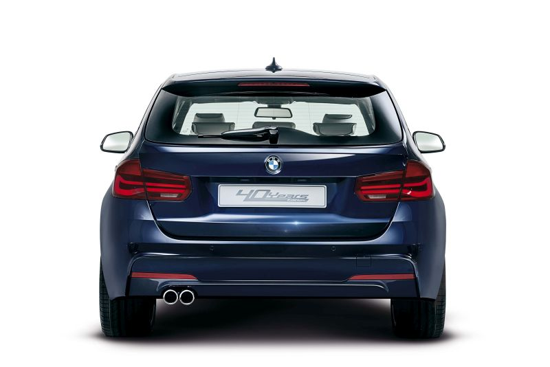"""BMW Serie 3 """"40 Years Edition"""""""