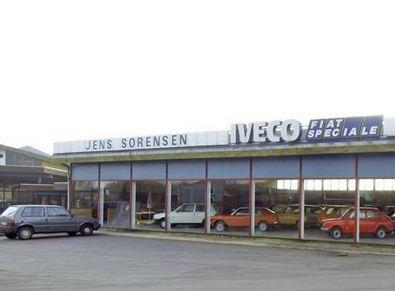 Fiat d'epoca in vendita in Danimarca