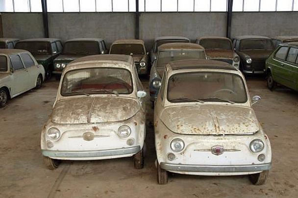Fiat d'epoca prezzi bassi