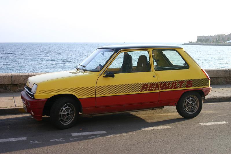Cinque cose che forse non sai sulla Renault 5