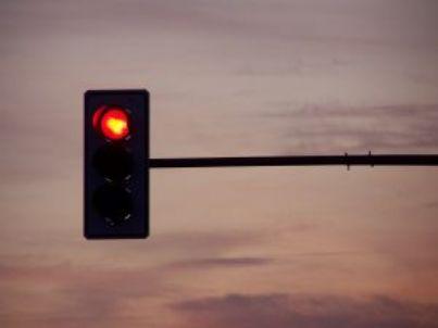 Semaforo rosso punti patente