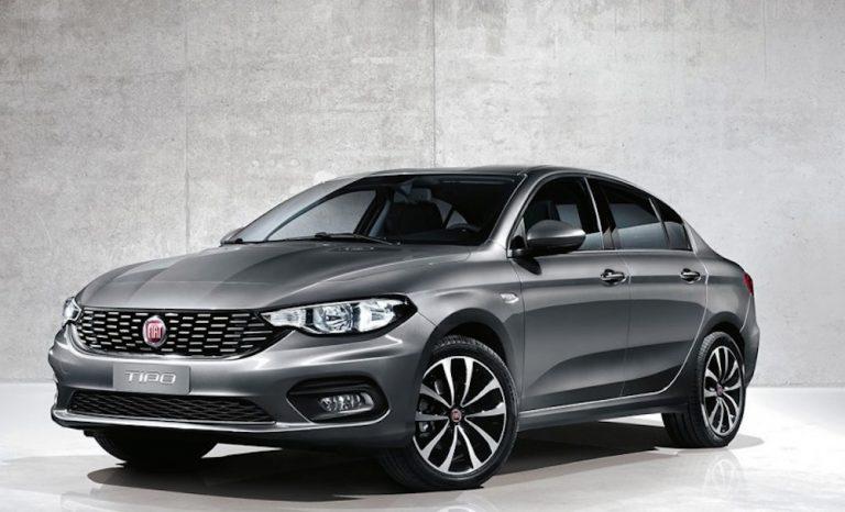 Nuova Fiat Tipo: la nuova berlina parte da 12.500 euro