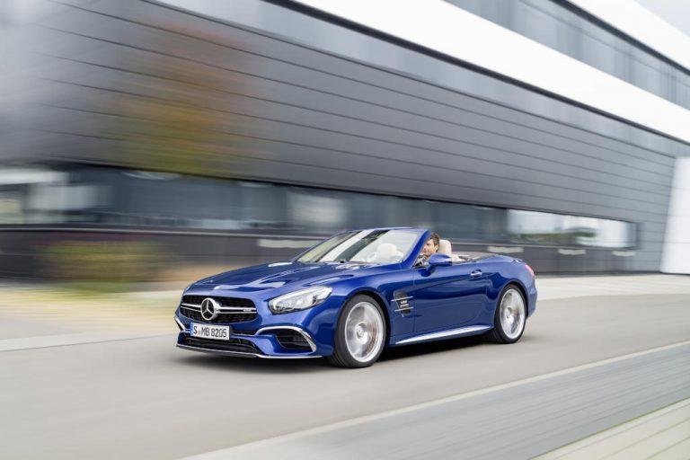 Mercedes-Benz SL modello 2015: punti di forza, prezzi e tecnologia al top