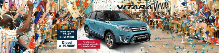Suzuki Vitara: nuovo gioiello giapponese