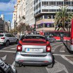 smart fortwo cabrio; bodypanels: grey(matt); tridion cell: black; Line: prime