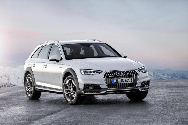 Audi A4 allroad: presentata la nuova crossover, estetica, gamma e prezzi