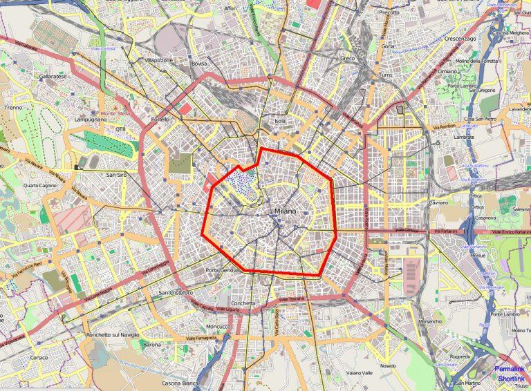 Comune di Milano Area C: cos'è e come fare per accedervi