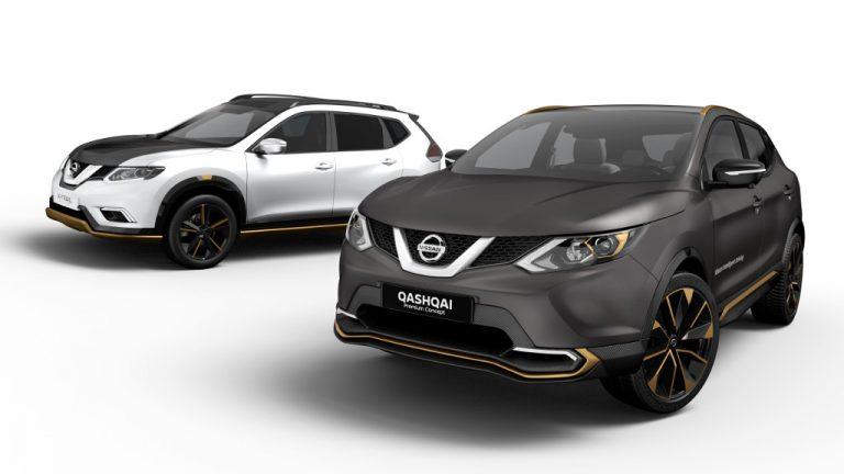 Nuovo Nissan Qashqai 2016 e X-Trail: crossover Premium