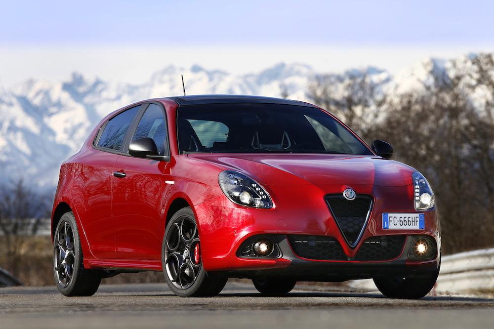 Nuova Alfa Romeo Giulietta 2016