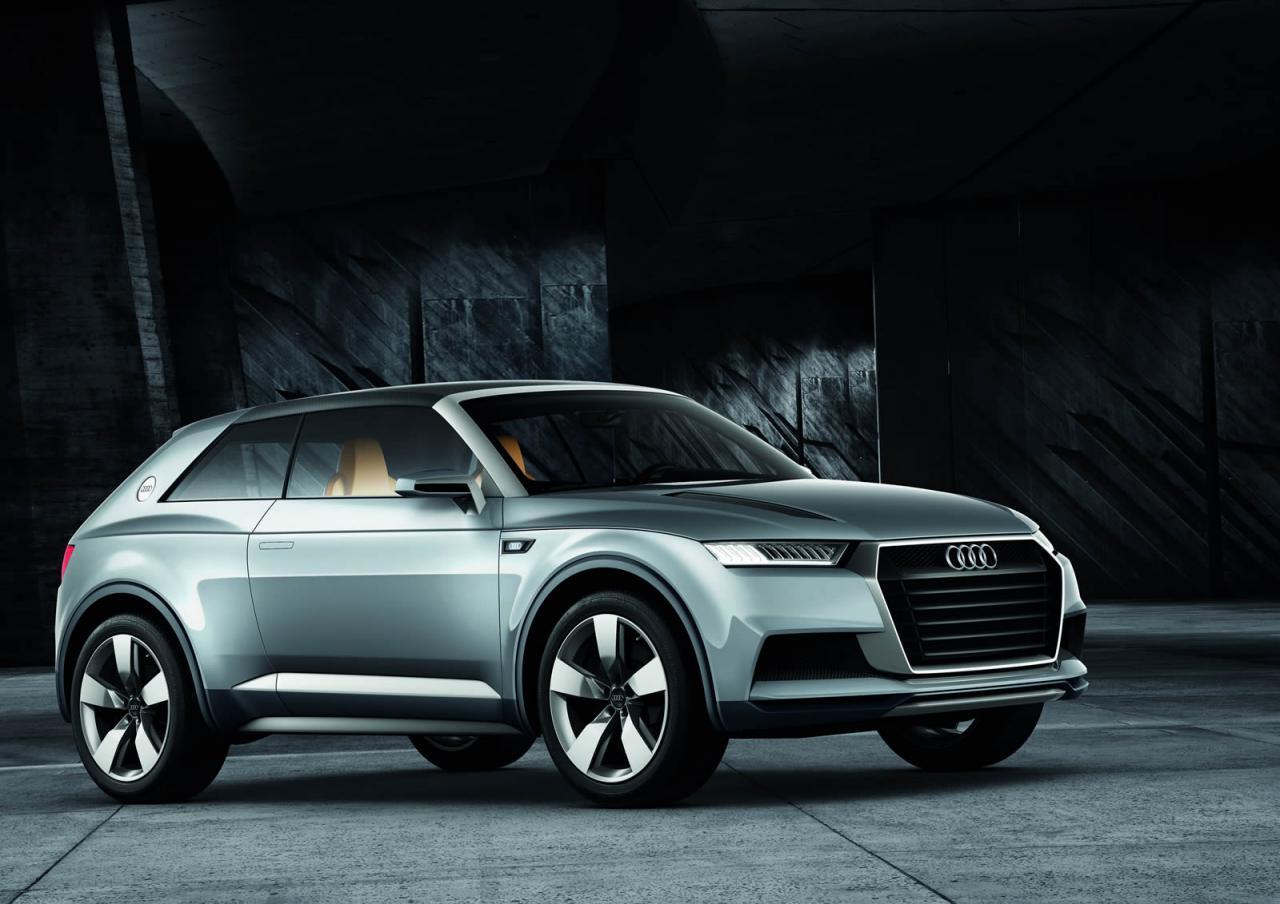 Audi Q1 Car Price >> Audi Q2: il piccolo, grande SUV chiama rivoluzione - AutoToday.it