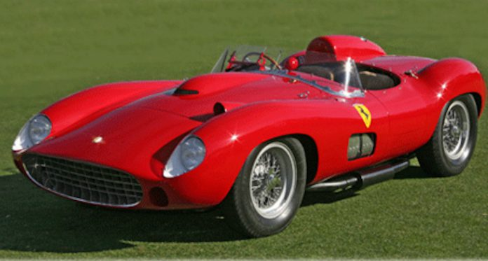 Ferrari 335 Sport, foto Flickr