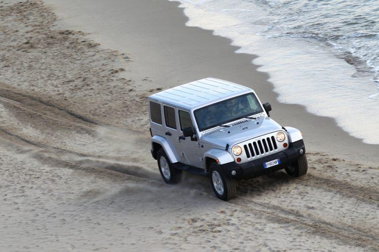 Jeep Wrangler: tutti gli optional e i prezzi, anche per la Unlimited