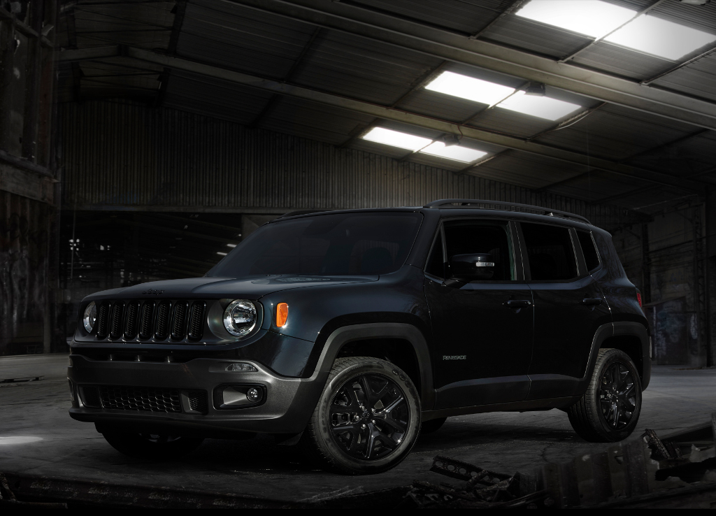jeep renegade dawn of justice design motori e offerta di questo mese. Black Bedroom Furniture Sets. Home Design Ideas