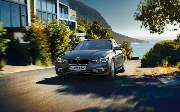 Nuova BMW Serie 3 Touring 2016: offerta di marzo, prezzi, sconti, disponibilità, gamma prodotto, motori