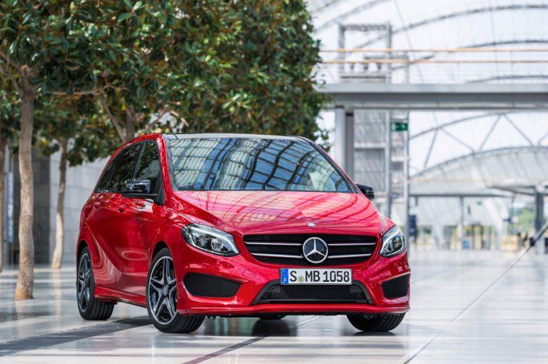 Mercedes Classe B 2016 prova su strada: forza e potenza, la nostra recensione