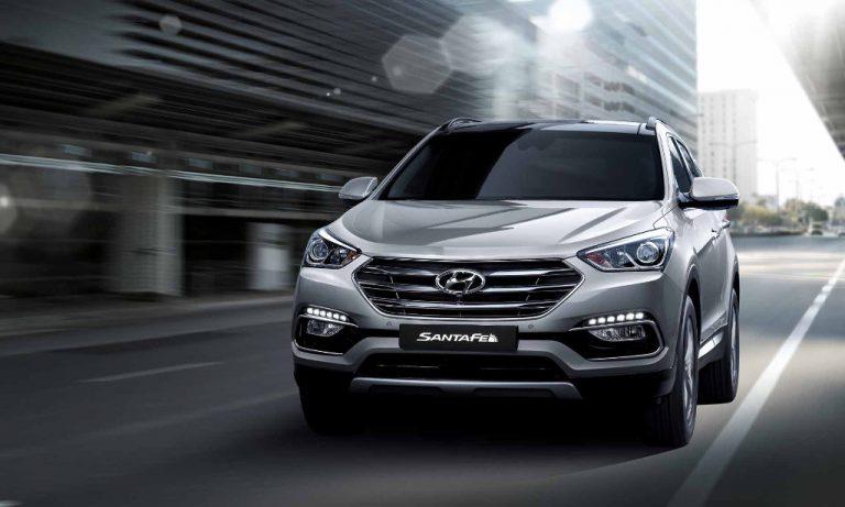 Nuova Hyundai Santa Fe: ultra accessoriata, l'offerta di aprile