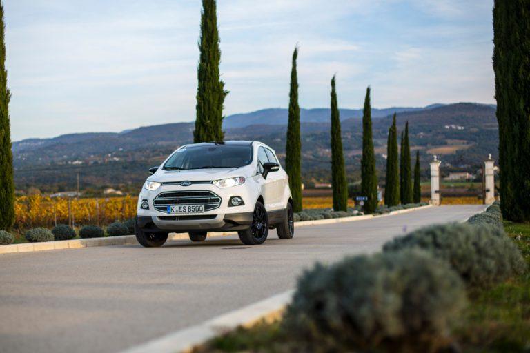 Ford Ecosport promozione aprile 2016: fama internazionale per il SUV americano