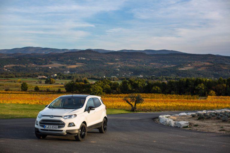 Ford Ecosport 2016 prova su strada: commenti, impressioni, debolezze, recensione completa