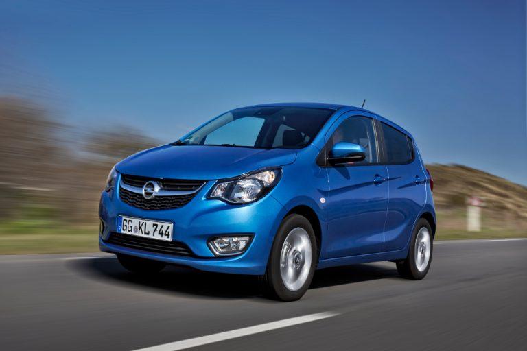 Opel Karl promozione aprile 2016: la cinque porte che non lascia nulla al caso