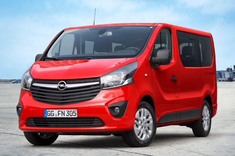Opel Vivaro promozione aprile 2016: van e combi per ogni tua esigenza