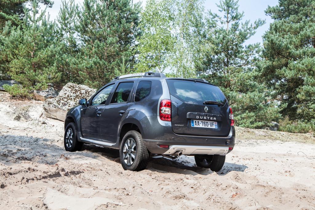 Dacia duster 2016 prova su strada commenti impressioni for Prova su strada dacia duster 4x4