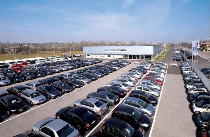 vendita auto aziendale
