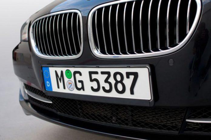 noleggio auto con targa tedesca