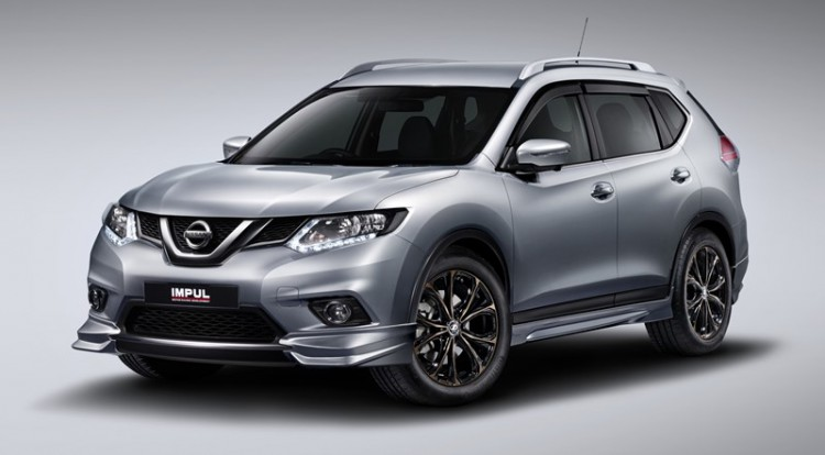 nissan x trail 2016 listino prezzi ufficiale. Black Bedroom Furniture Sets. Home Design Ideas