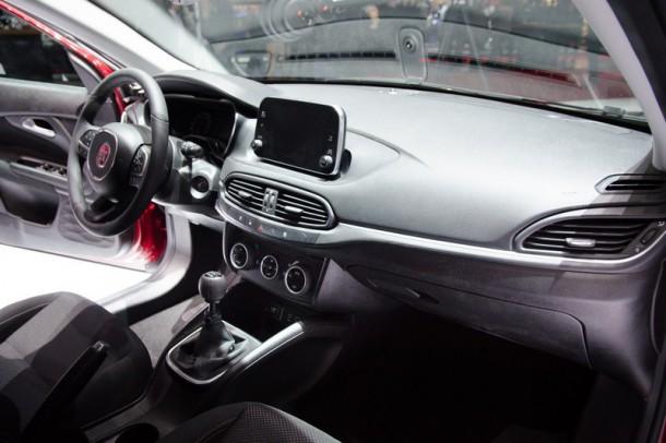 Fiat Tipo 5 porte 2016