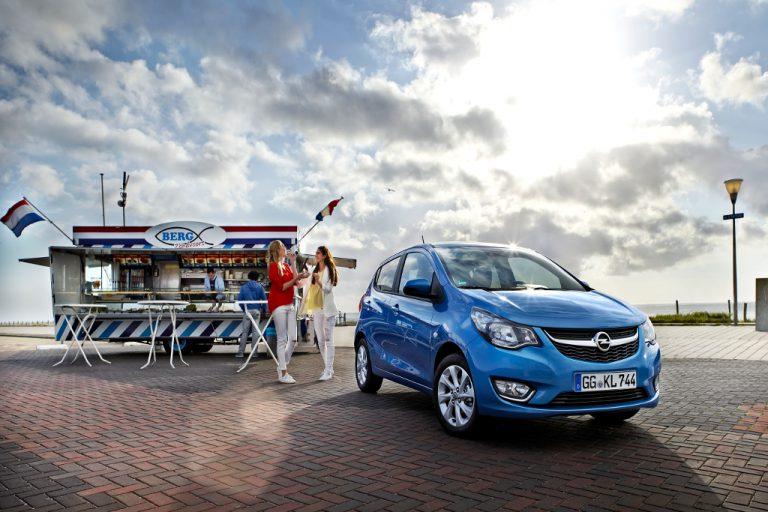 Opel Karl promozione maggio 2016: la tecnologia è amica del guidatore