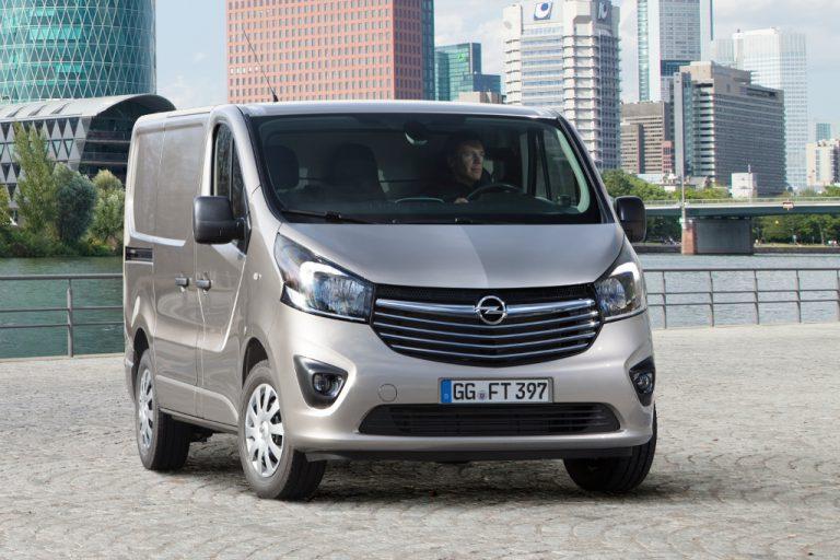 Opel Vivaro promozione maggio 2016: van e combi ideali per chi cerca praticità