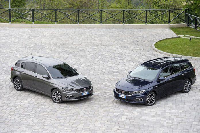 Nuova Fiat Tipo Station Wagon 2016