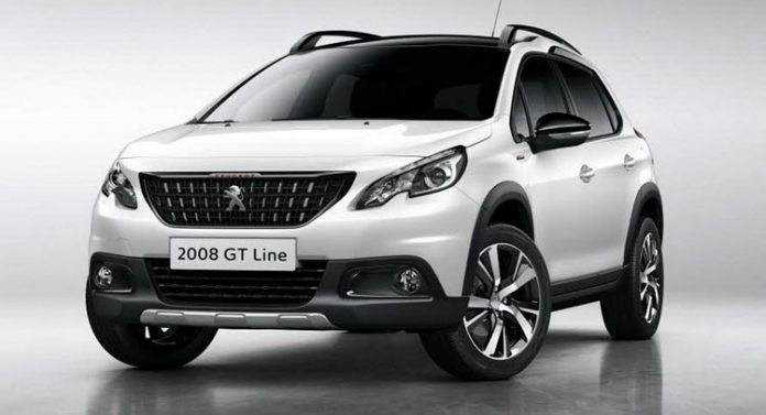 Nuovo Peugeot 2008