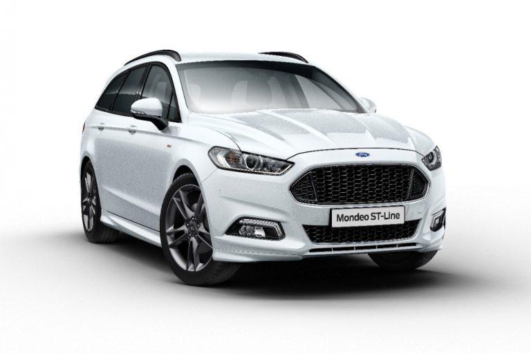 Ford Mondeo ST Line: in abito sportivo il debutto a Goodwood