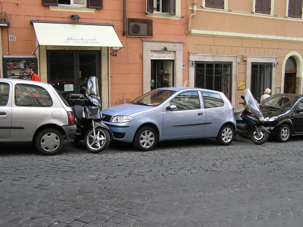 Parcheggio a s una guida pratica per la manovra che - Posto con molti specchi ...
