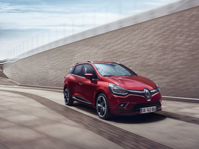Renault Clio IV: look rinnovato, l'esperienza acustica è da prima della classe