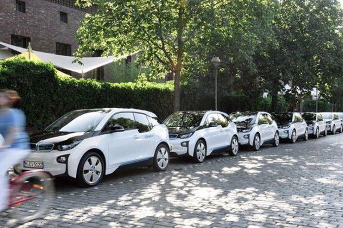 car sharing BMW a Milano
