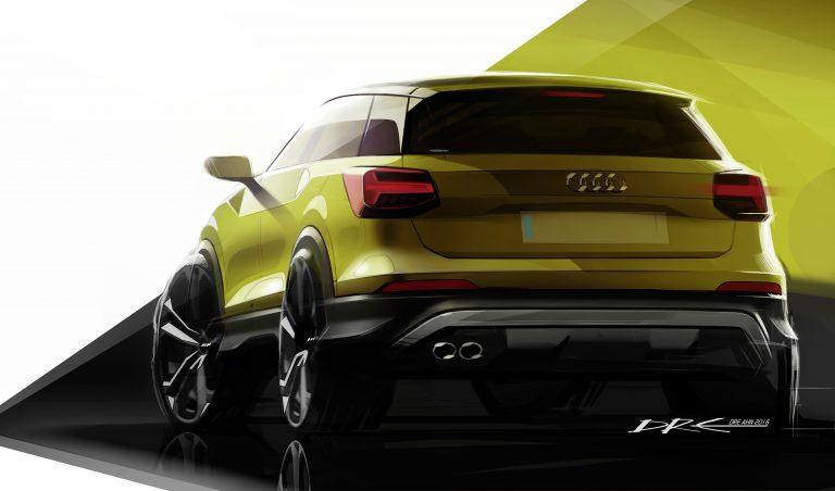 Nuova Audi Q2 2016: prezzi, motori e come acquistarla