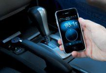 trovare auto con smartphone