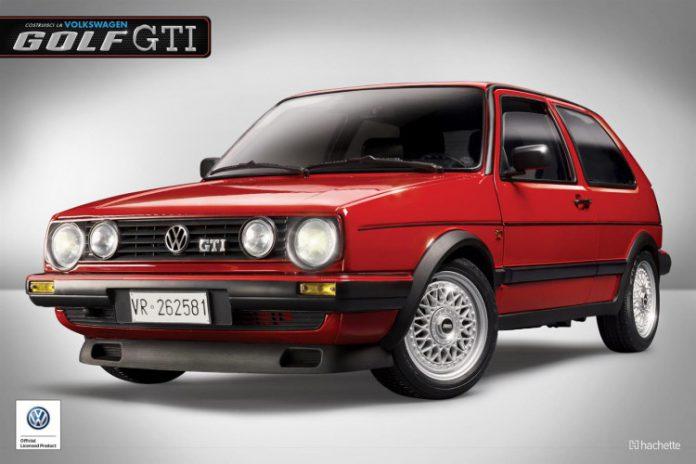 40 anni Volkswagen Golf GTI