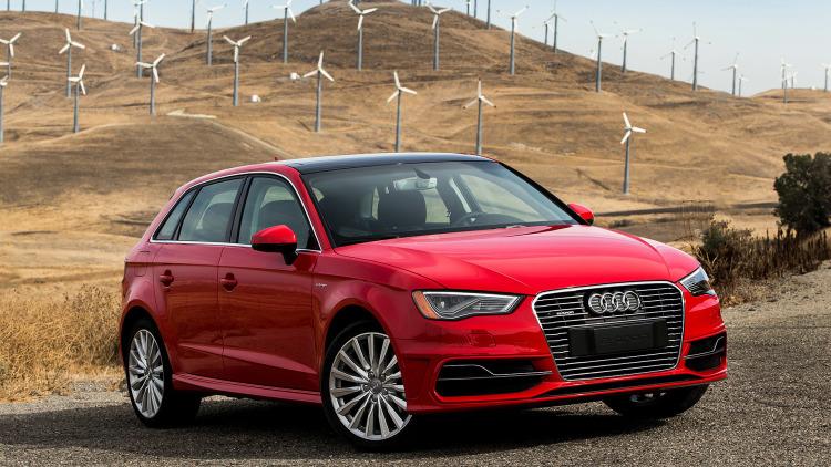Nuova Audi A3 Sportback e-tron: l'efficienza all'insegna dell'avanguardia