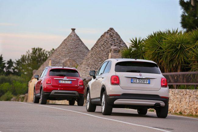 Fiat 500X 1.6 Multijet con DCT da 24.900 euro